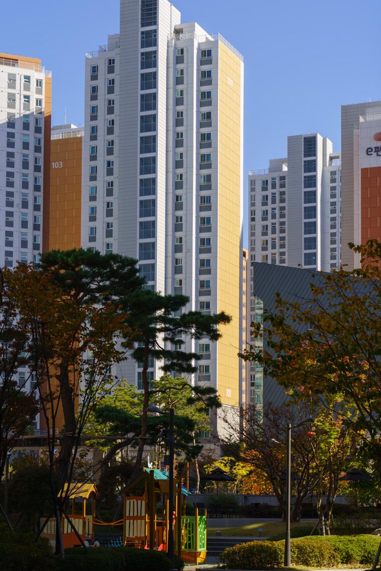 An Apartment in Seoul